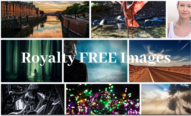 Where To Find Royalty Free Photos For Your Website