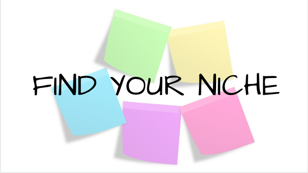 Choosing a Niche For Your Website In 4 Easy Steps