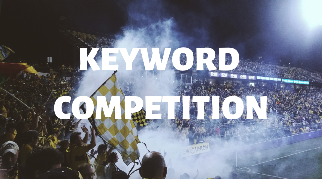 Free Keyword Competition Analysis (Jaaxy)