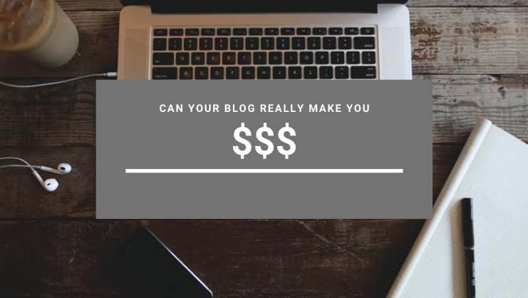 Is It REALLY Possible To Generate Income From a Blog? Read This To Find Out