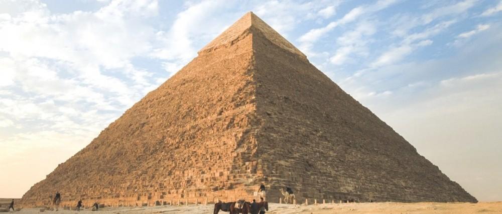 pyramid scheme incite wealth